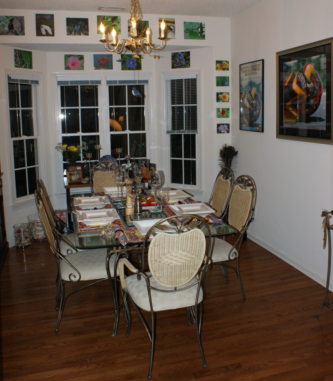 photos dining room