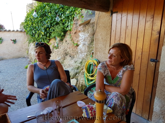 Belén and Gloria