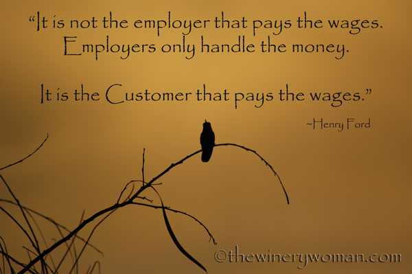 Customers-pay-wages-quote